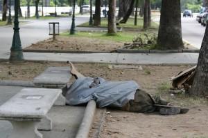 La mendicidad no es extraña en Venezuela. Con la crisis económica aumenta el número de pobres e indigentes